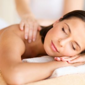 Treat your self with our massage